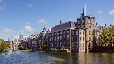 Den Haag, The Hague, Dutch Parliament