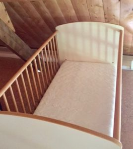 b&b, kids, baby bed, ledikant